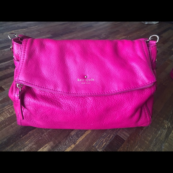 kate spade Handbags - Kate Spade Pebble Leather Bag